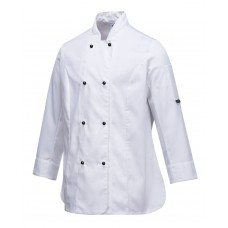 C837 Rachel Ladies Chefs Jacket