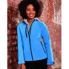 140F Russell Ladies Softshell Jacket