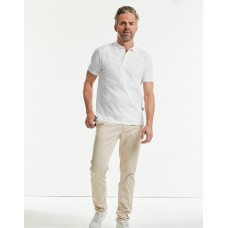 Russell 508 Mens Pure Organic Polo