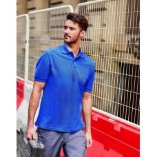 599 Russell Hardwearing Polycotton Poloshirt