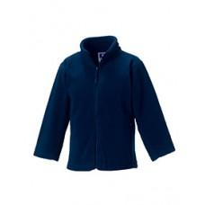 Russell 8700B Kids Full Zip Outdoor Fleece