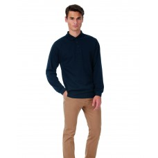 B&C Collection BA301L Safran Long Sleeve Polo