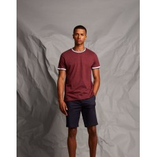 Front Row & Co FR131 Tipped T-shirt