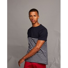 Front Row & Co FR135 Short Sleeve Breton T-Shirt