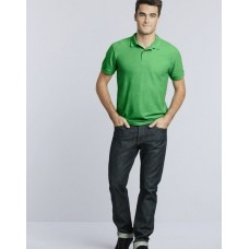 Gildan GD42 Premium Cotton Double Pique Polo