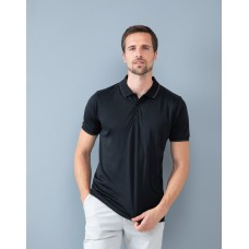 Henbury H460 Mens Slim Fit Stretch Wicking Polo Shirt
