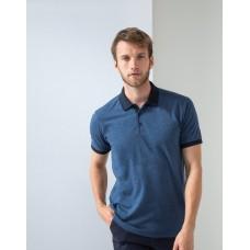 Henbury H490 Tri-Blend Polo Shirt