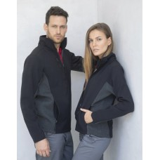 Henbury H835 Unisex Softshell Jacket