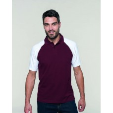 Kariban KB226 Baseball Polo