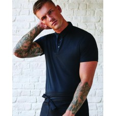 Kustom Kit KK124 Fashion Fit Shot Sleeve Poloshirt