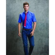 Kustom Kit KK350 Workwear Oxford Short Sleeve Shirt