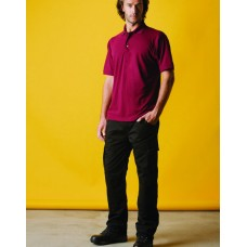 Kustom Kit KK400 Classic Fit Workwear Poloshirt Superwash 60c