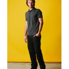 Kustom Kit KK408 Slim Fit Heavyweight Poloshirt