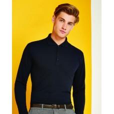 Kustom Kit KK430 Classic Fit Long Sleeve Polo Shirt