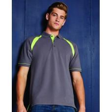 Kustom Kit KK615 Classic Fit Oak Hill Polo Shirt