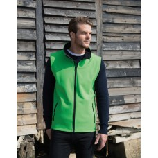 Result  R232 Printable Softshell Bodywarmer