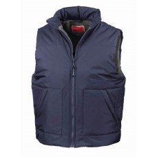 Result  R44 Fleeced Lined Bodywarmer
