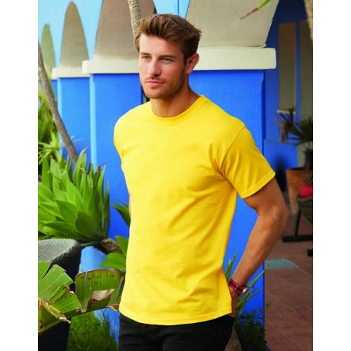ad9d7000272c34 Fruit of the Loom SS03M Heavy Cotton T Shirt