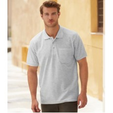 Fruit of the Loom SS36M 65/35 Pocket Polo Shirt