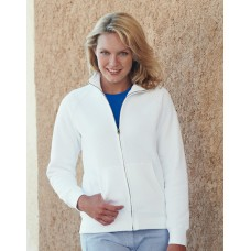 Fruit of the Loom SS85 Lady-Fit Premium Sweat Jacket