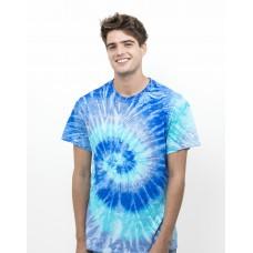 Colortone TD002 Tie Dye T-Shirt