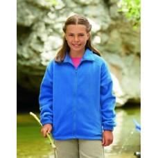 SS51B Kids Full Zip Fleece