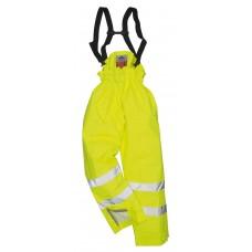 Portwest S780 Bizflame Rain Unlined- Hi-Vis Antistatic FR Trouser