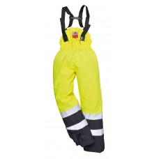 Portwest S782 Bizflame Rain Hi-Vis Multi-Protection Trousers