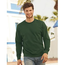 Fruit of the Loom SS126M Lightweight Set-In Sweat