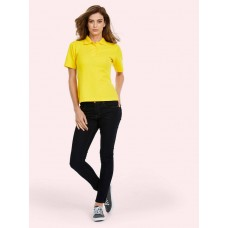 UC106 Uneek  Ladies Pique Polo Shirt