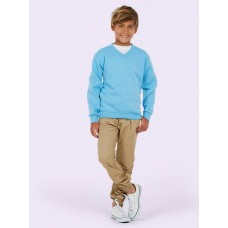 Uneek UC206 Children's V Neck Sweatshirt