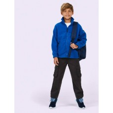 Uneek  UC603 Kids Full Zip Fleece Jacket