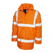 M1072 Hi-Vis Padded Jacket - Customise