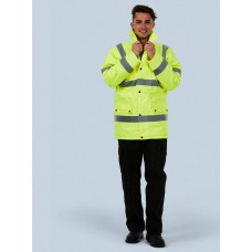 M1073 Hi Vis Road Safety Jacket - Customise