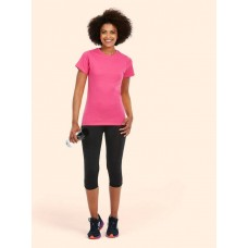 Uneek UC318  Ladies Classic Crew Neck T-Shirt