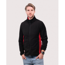Uneek UC617 Two Tone Full Zip Fleece Jacket