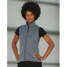 041F Ladies Smart Softshell Gilet