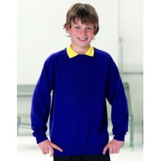 762B Russell Childrens Classic Sweatshirt