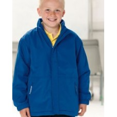 875B Russell Kids Reversable Jacket
