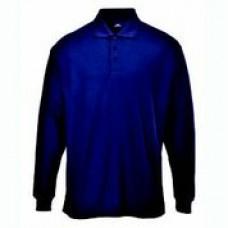B212 Long Sleeved Polo Shirt