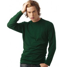 B&C Collection BA150L Exact 150 Long Sleeve T-Shirt