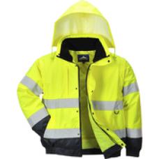 C468 Hi-Vis 2-in-1 Jacket