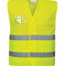 C475 Hi-Vis Vest - Duel ID Holder