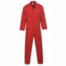 C813 Liverpool-Zip Coverall