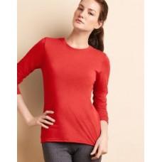 GD171 Gildan Performance Ladies Long Sleeve T-Shirt