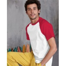 Kariban KB330 Contrast Baseball T-Shirt