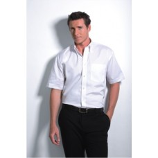 KK109 Short Sleeve Corporate Oxford Shirt