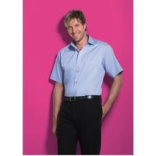 Kustom Kit KK117 Short Sleeve Executive Premium Oxford Shirt