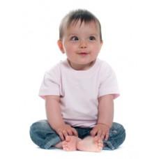 LW020 Baby/Toddler Crew Neck T Shirt