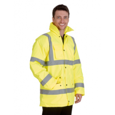 M1073 Hi Vis Road Safety Jacket